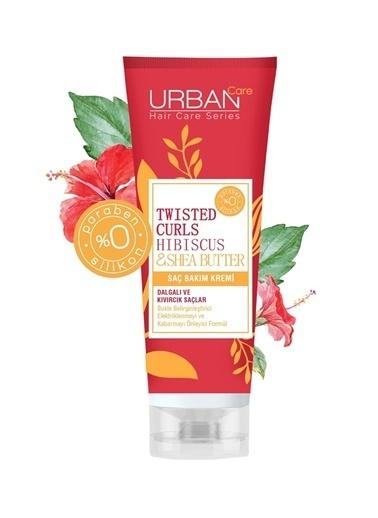 Urban Care Urban Care Twisted Curls Hibiscus & Shea Butter Saç Kremi Renksiz